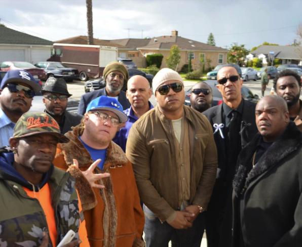 LL COOL J - #DJCRAZYTOONES Funeral - Westpoppn.com