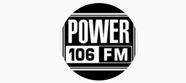 power 106 FM RADIO