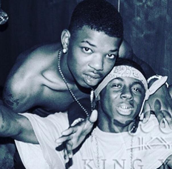 rapper BG & LIL WAYNE -WESTPOPPN.COM