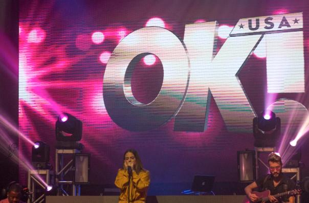 #okGrammys2017 #OKmagazine - singer JOJO shotBy @Abbysingleton23 - WESTPOPPN.COM