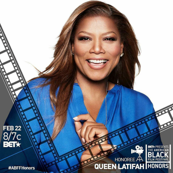 Queen Latifah - #ABFFHONORS -WESTPOPPN.COM