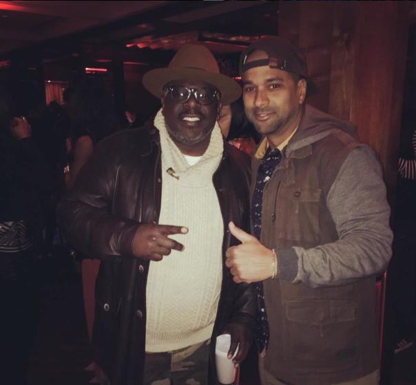 Cedric the Entertainer & Comedian Ashoka Thomas -Underground Season 2 Premiere - Westpoppn.com