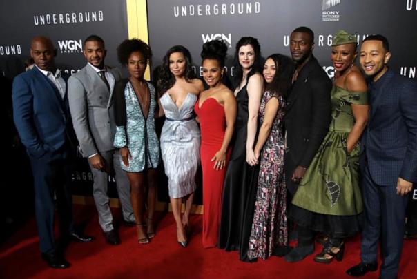 The Cast & Crew - Underground season 2 Premiere - WEstpoppn.com